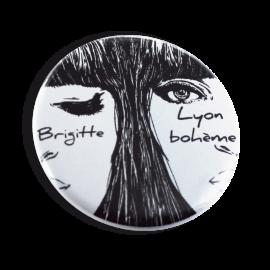 Badge Bouton 8J