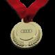 médaille 8 jours